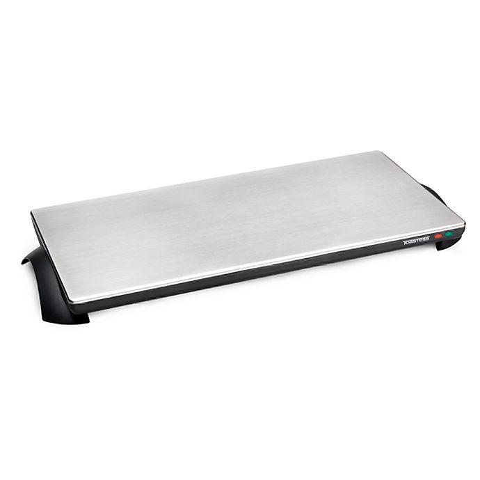 Alternate image 1 for Salton Silhouette™ Cordless Large Warming Tray