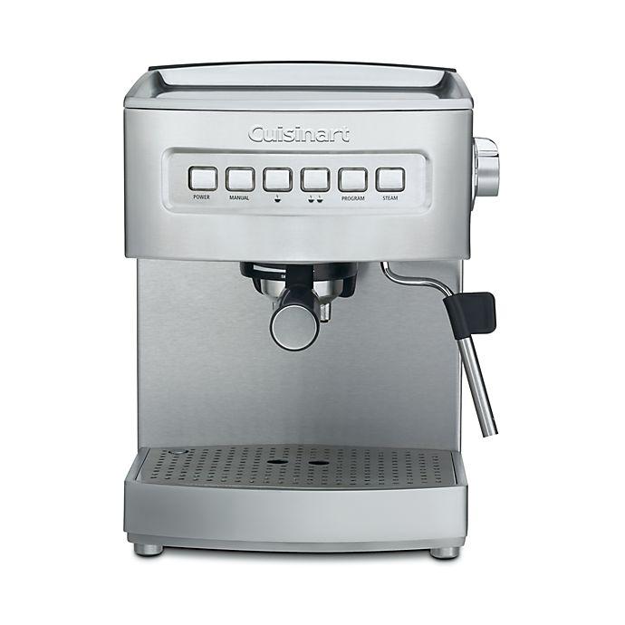 Alternate image 1 for Cuisinart® Programmable EM-200 Espresso Machine