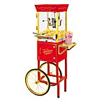 Nostalgia™ Electrics Old Fashioned Movietime Popcorn Cart