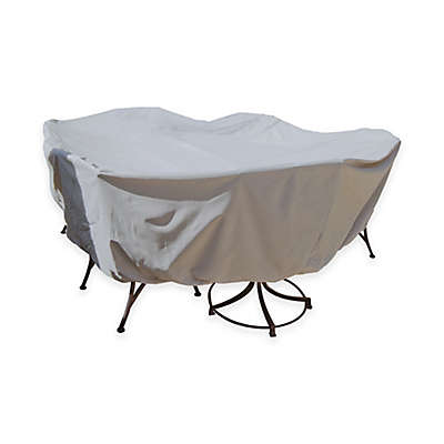 SimplyShade Polyester Protective Table and Chairs Cover