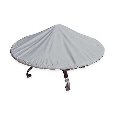 SimplyShade Polyester Protective Fire Pit Cover