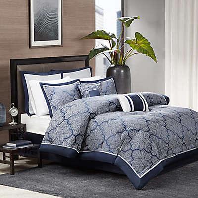 Madison Park Medina 8-Piece Comforter Set