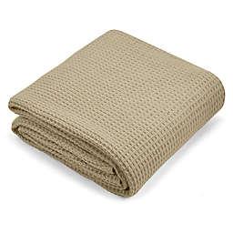 Metallic Oversized Knit Throw Blanket
