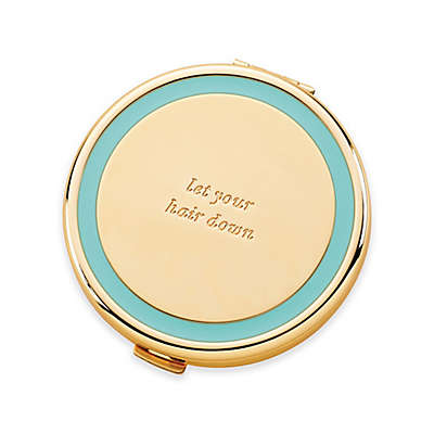 "kate spade new york Holly Drive™ ""Let Your Hair Down"" Compact Mirror"