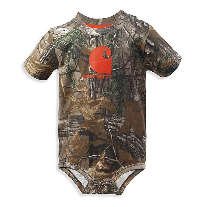 Alternate image 1 for Carhartt® Realtree Xtra® Camo Bodysuit