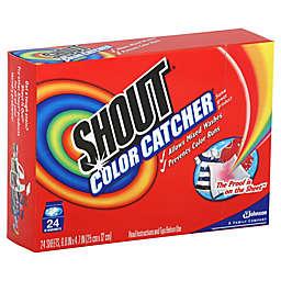 Shout® Color Catcher® 24-Count Sheets