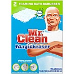 Mr. Clean® Magic Eraser 2-Count Bath Scrubber