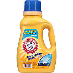 Arm and Hammer™ 50 oz. Liquid Laundry Detergent in Clean Burst