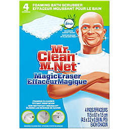 Mr. Clean® Magic Eraser 4-Count Bath Scrubber