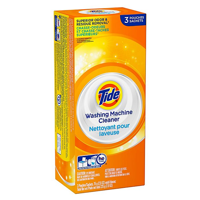 Tide 3 Count Washing Machine Cleaner Bed Bath Beyond