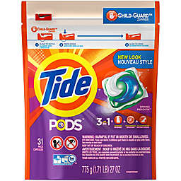 Tide® PODS 31-Count Laundry Detergent in Spring Meadow