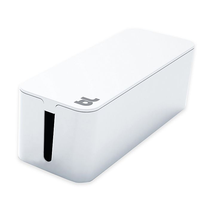 Alternate image 1 for CableBox in White