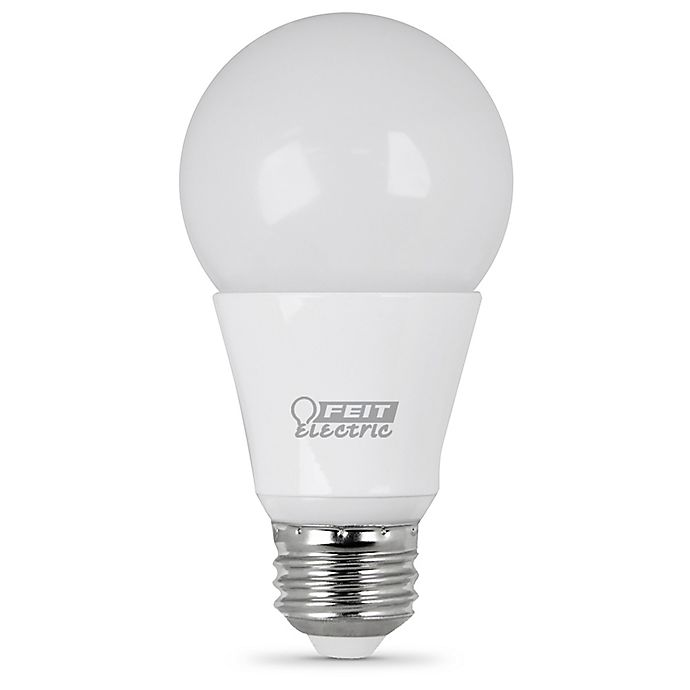 Alternate image 1 for Feit Electric 9.5-Watt A19 Globe Dimmable LED Bulb