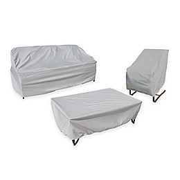 SimplyShade Polyester Protective Patio Furniture Covers Collection