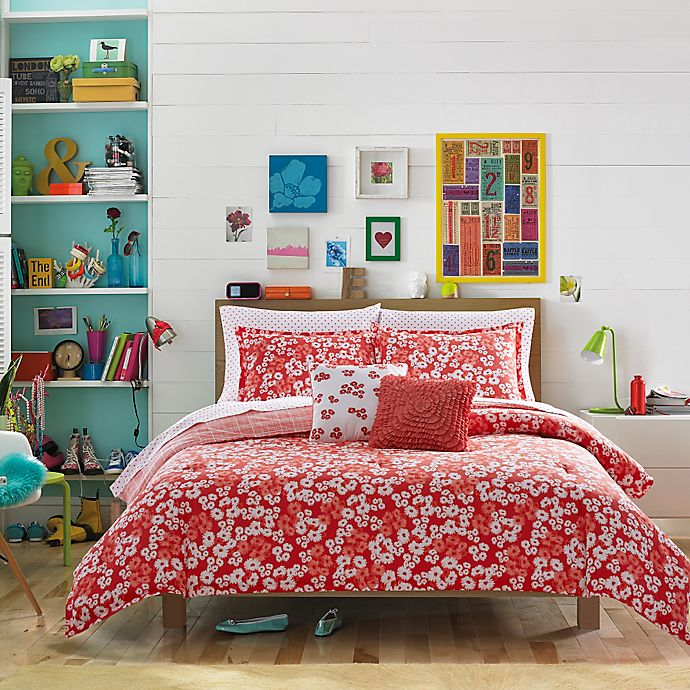 Teen Vogue® Daisies Comforter Set | Bed Bath & Beyond