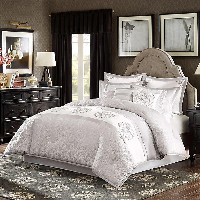 Alternate image 1 for Madison Park Arianne 8-Piece King Comforter Set