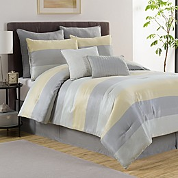 Victoria Classics Hudson 6-8-Piece Reversible Comforter Set