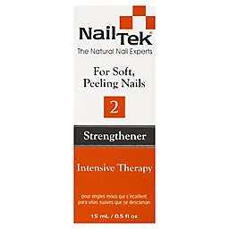 Nail Tek® 0.5 fl. oz. Intensive Therapy 2 Strengthener for Soft, Peeling Nails