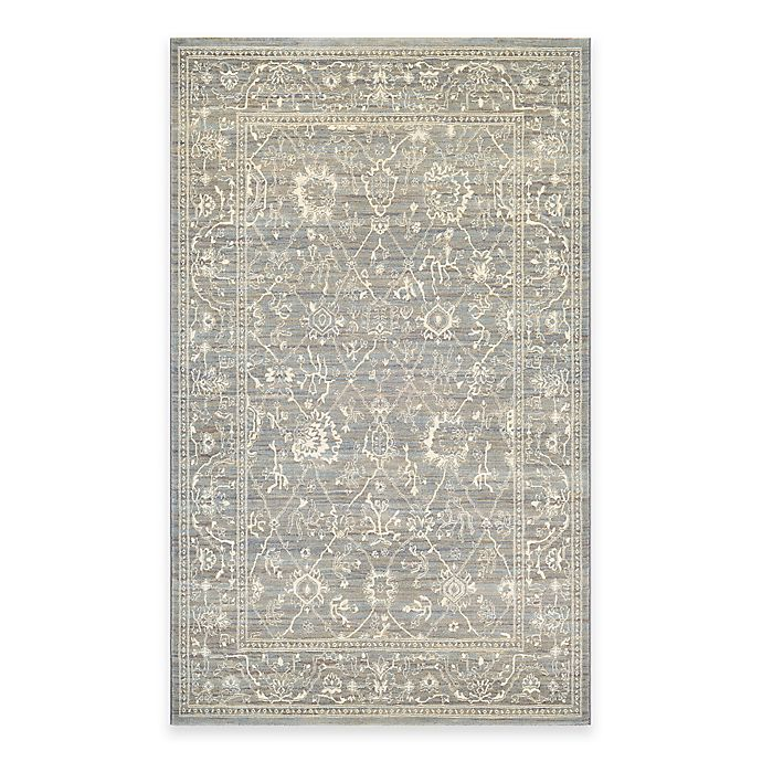 Alternate image 1 for Couristan® Everest Persian Arabesque 2-Foot x 3-Foot 7-Inch Accent Rug in Grey