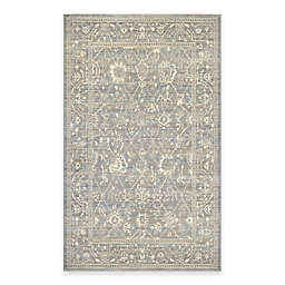 Couristan® Everest Persian Arabesque 3-Foot 11-Inch x 5-Foot 3-Inch Area Rug in Grey