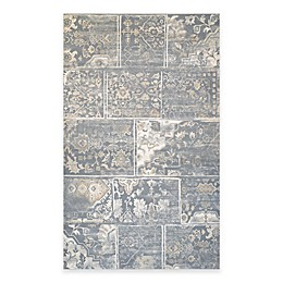 Couristan® Provincia Leilani Rug in Grey/Cream