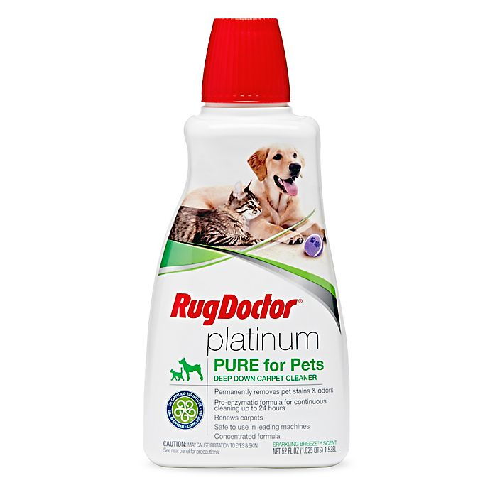 Rug Doctor® 52 oz. Platinum PURE Pet