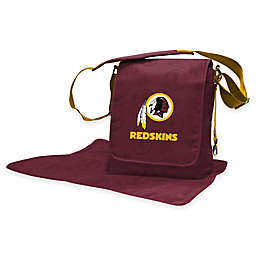 Lil Fan® NFL Washington Redskins Messenger Diaper Bag