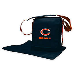 Lil Fan® NFL Chicago NFL Bears Messenger Diaper Bag