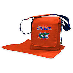 Lil Fan® University of Florida Messenger Diaper Bag