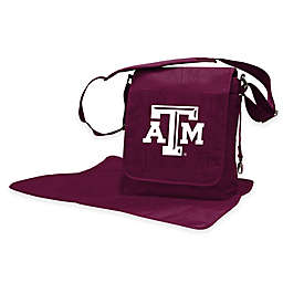 Lil Fan® Texas A&M University Messenger Diaper Bag