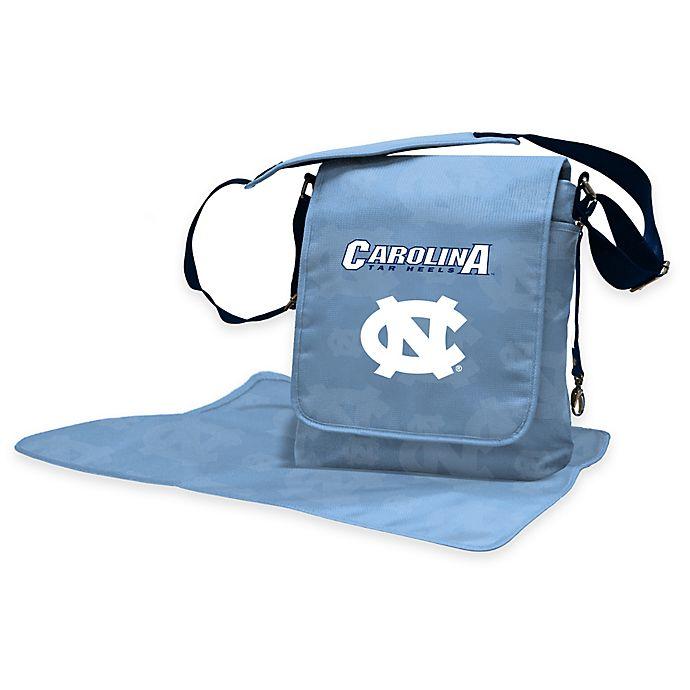 North Carolina Messenger Diaper Bag