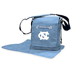 Lil Fan® University of North Carolina Messenger Diaper Bag