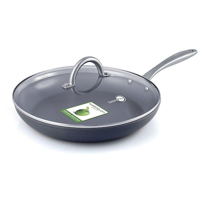 Alternate image 1 for GreenPan™ Lima 12-Inch Hard Anodized Nonstick Ceramic Covered Fry Pan