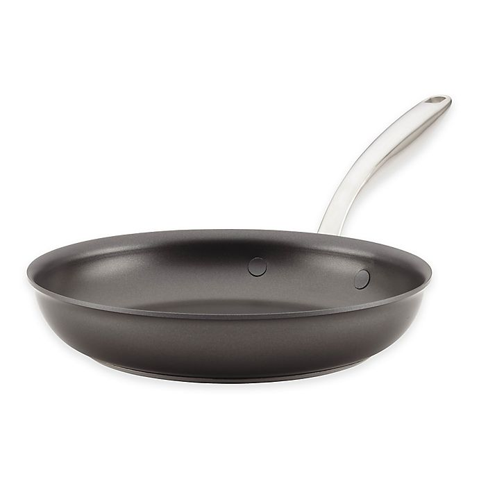 Alternate image 1 for Breville® Thermal Pro™ Hard Anodized Nonstick 10-Inch Open Skillet