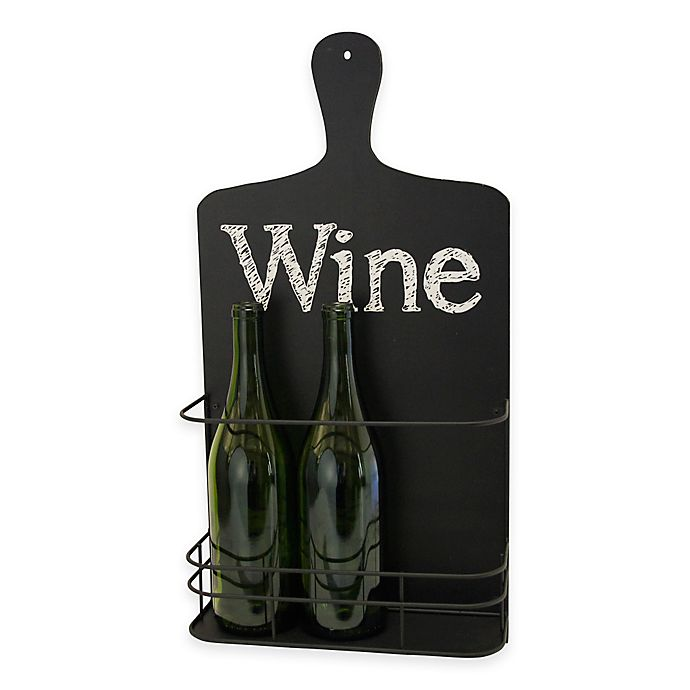 Wine Rack Paddle Chalkboard Bed Bath Amp Beyond