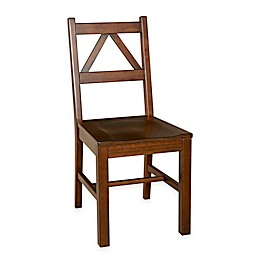 Dylan Antique Accent Chair in Tobacco