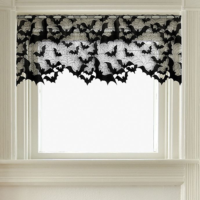 Alternate image 1 for Heritage Lace® Going Batty Door Swag
