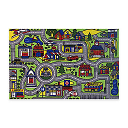 Fun Rugs™ Driving Time Rug