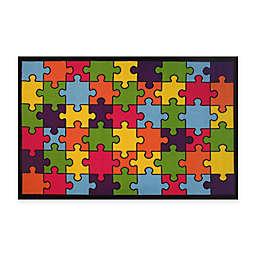 Fun Rugs™ Jigsaw Puzzle Rug