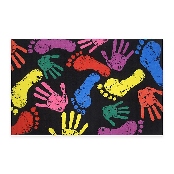 Alternate image 1 for Fun Rugs™ Impressions 1-Foot 7-Inch x 2-Foot 4-Inch Accent Rug