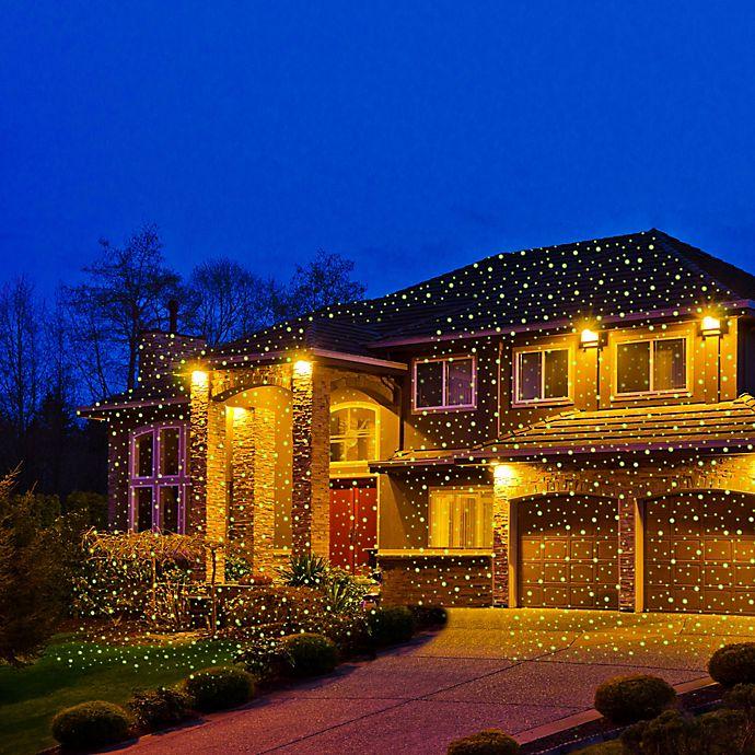Alternate image 1 for Night Stars 31-Watt LED Landscape Light in Green
