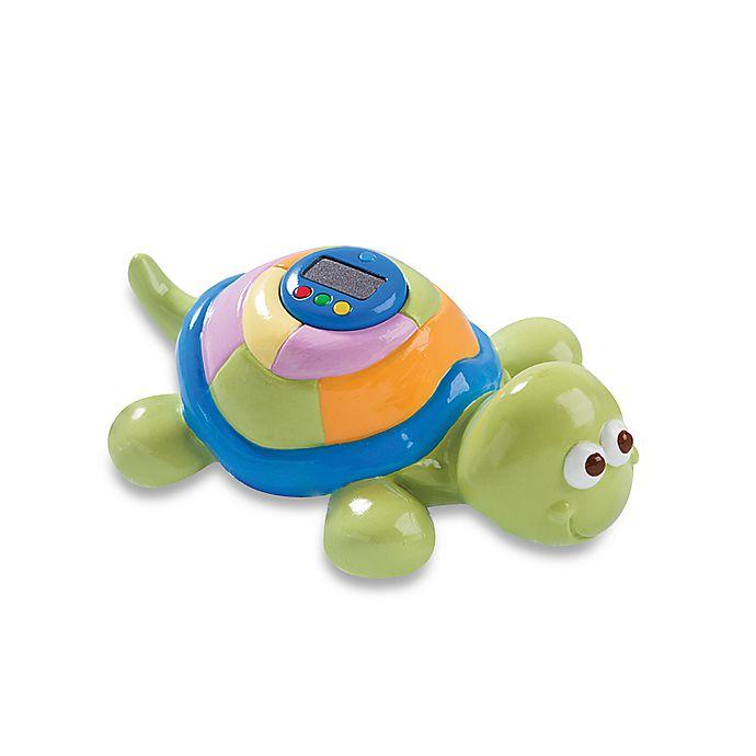 Alternate image 1 for Summer Infant® Digital Turtle Bath Water Temperature Tester