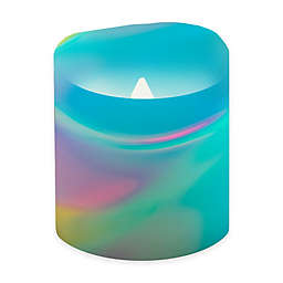 Color Changing LED Battery Operated Votive Candles (Set of 12)