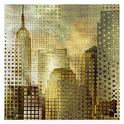 Courtside Market Empire State Building Canvas Wall Art