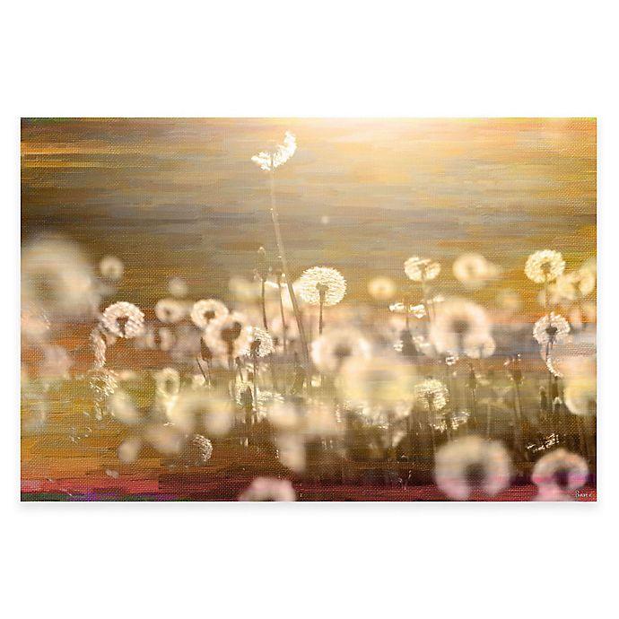 Alternate image 1 for Parvez Taj Field 18-Inch x 12-Inch Canvas Wall Art