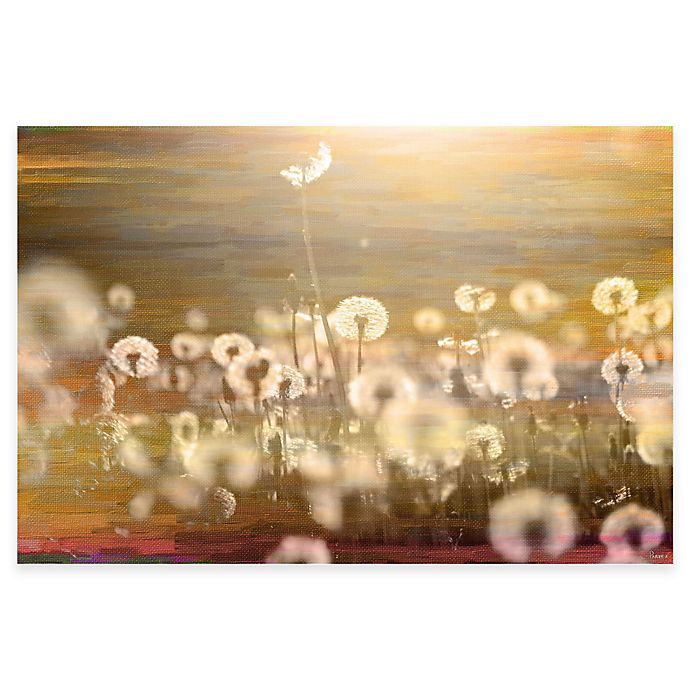 Alternate image 1 for Parvez Taj Field 45-Inch x 30-Inch Canvas Wall Art