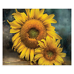 Courtside Market Sunflowers 16-Inch x 20-Inch Canvas Wall Art