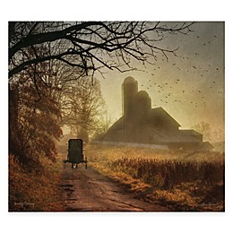 Courtside Market Amish Country Canvas Wall Art