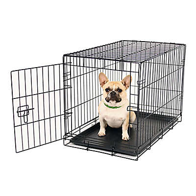 Carlson Secure and Compact Single-Door Dog Crate