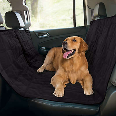 Pawslife™ Quilted Pet Hammock Car Seat Cover